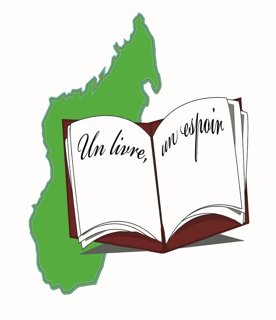 Favori Un livre , Un espoir : Notre Logo · Un livre , Un espoir DJ69